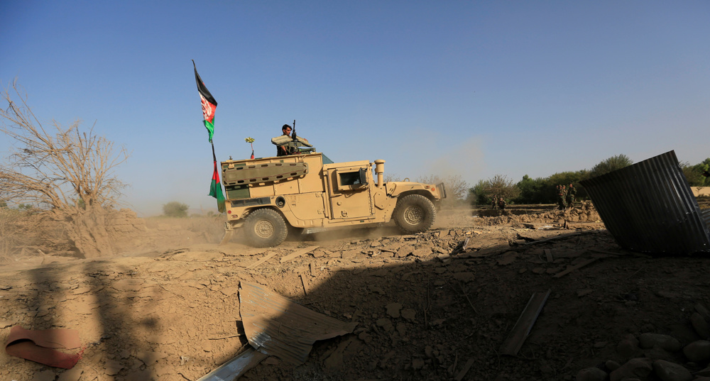 '70 Taliban killed, local leader detained in Afghan operation in Helmand'