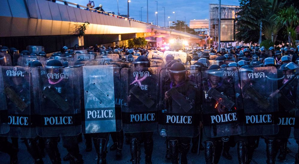 Thailand declares emergency to ban gatherings after Bangkok protests