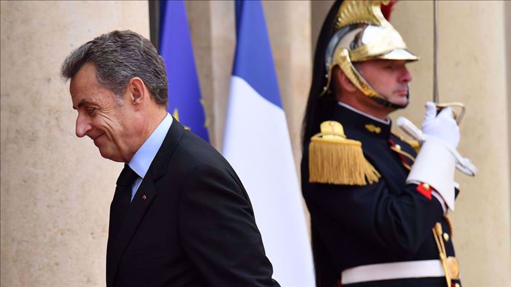 Sarkozy charged with 'criminal conspiracy' over Libya bribes