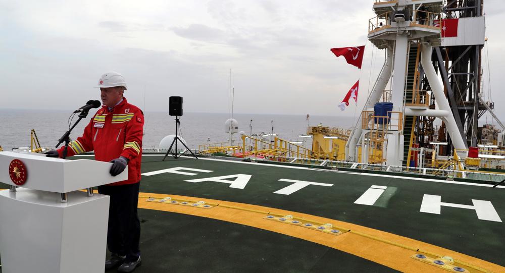 EU 'captive' to Greece in Eastern Mediterranean row: Erdogan