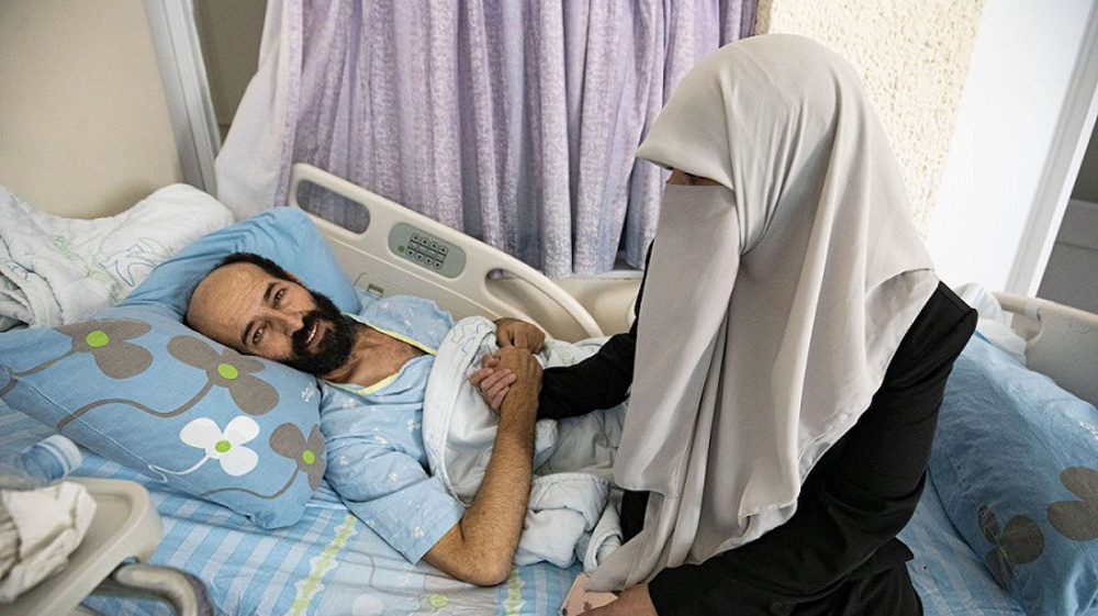 Palestinian prisoner's organs failing as his hunger strike enters 84th consecutive day