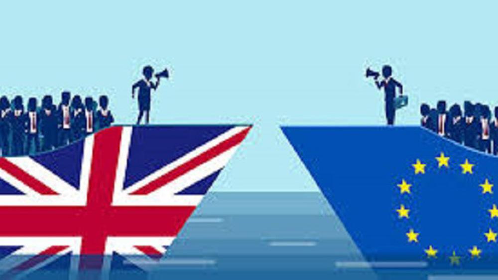 UK changes tone on EU post-Brexit trade talks