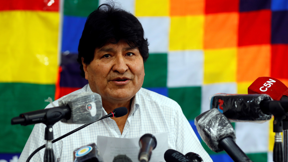 Bolivia court drops 'terrorism' charges against Morales, annuls arrest warrant
