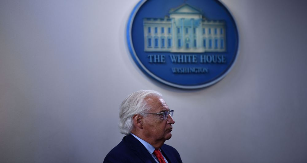 US says normalization deals serve Israel better than annexation for now