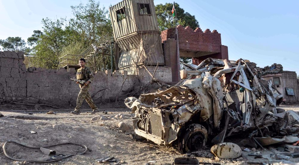 Taliban show no intention of stopping deadly operations