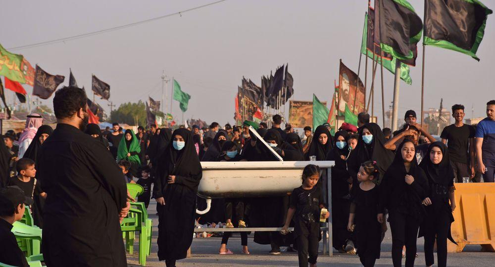 Shia Muslims flock to Iraq's Karbala to mark Arba'een amid virus curbs
