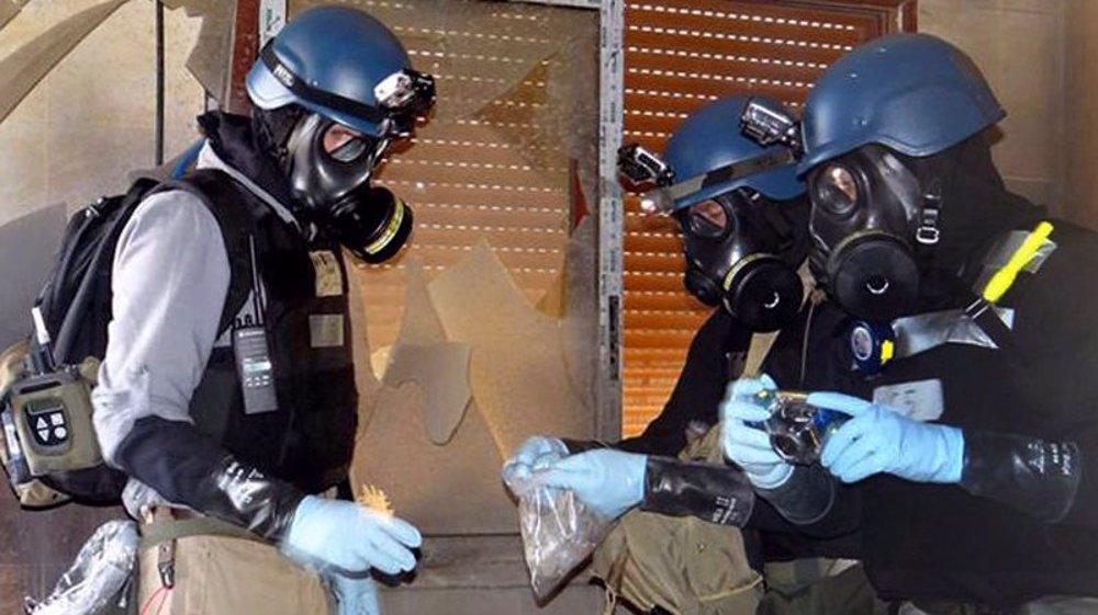 Iran: Chemical arms treaty abused to wrongly accuse Syrian govt.