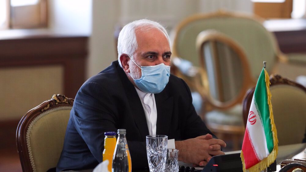 Zarif: Biden can lift Iran sanctions via three executive orders