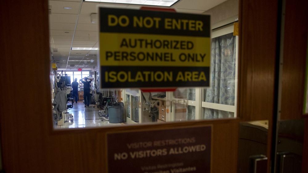 US coronavirus deaths surpass 250,000 as New York closes schools