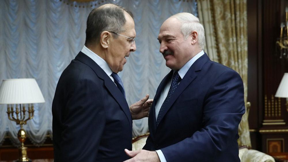 West meddling in Belarus internal affairs: Russia