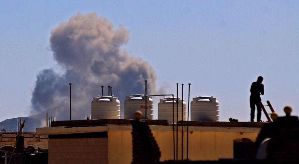 Saudi Aramco oil depot hit by Ansarullah