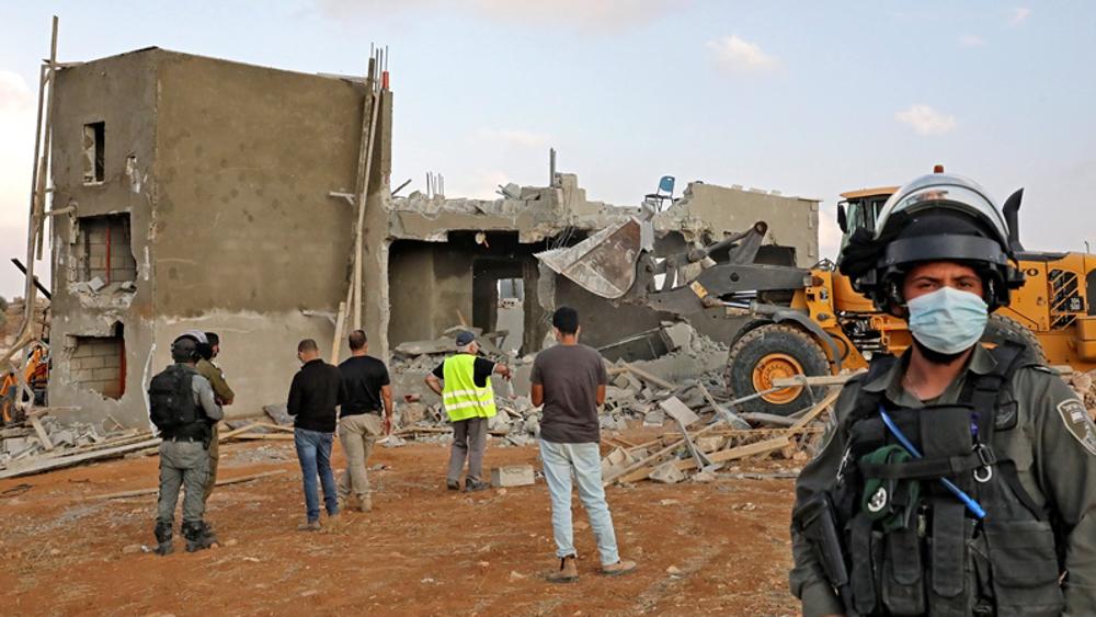 Israel demolishes 11 Palestinian homes in Jordan Valley