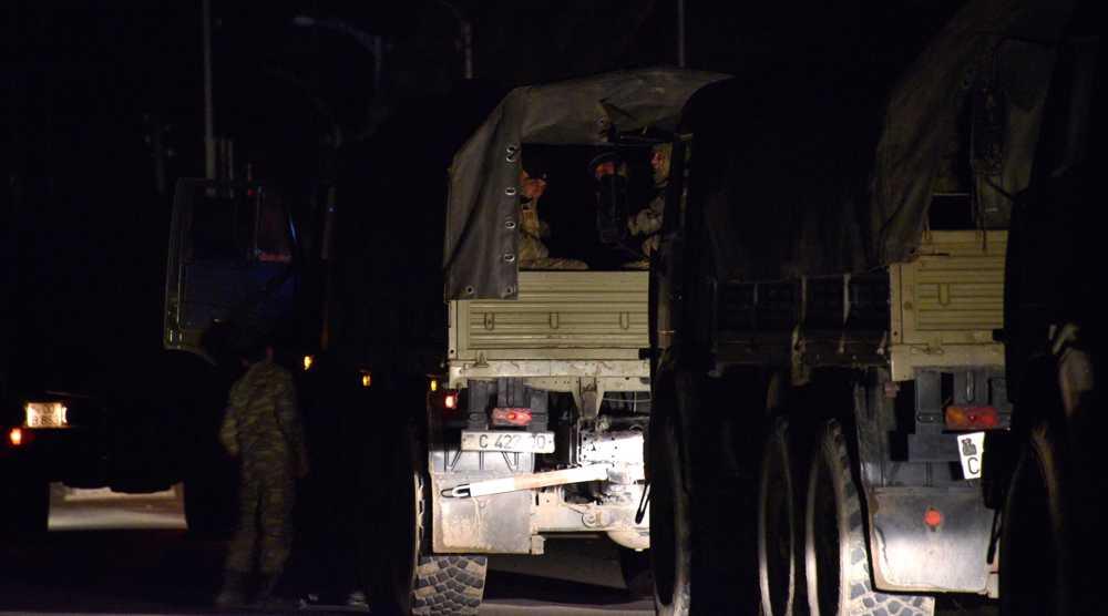 Azerbaijani forces take over last Nagorno-Karabakh region per truce deal