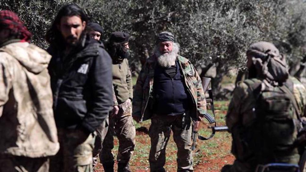 Turkish-backed militants attack areas in northeastern Syria