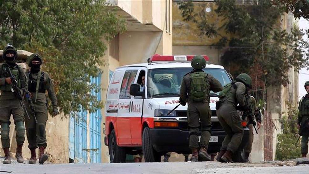 Israeli settler runs over Palestinian woman, her kid