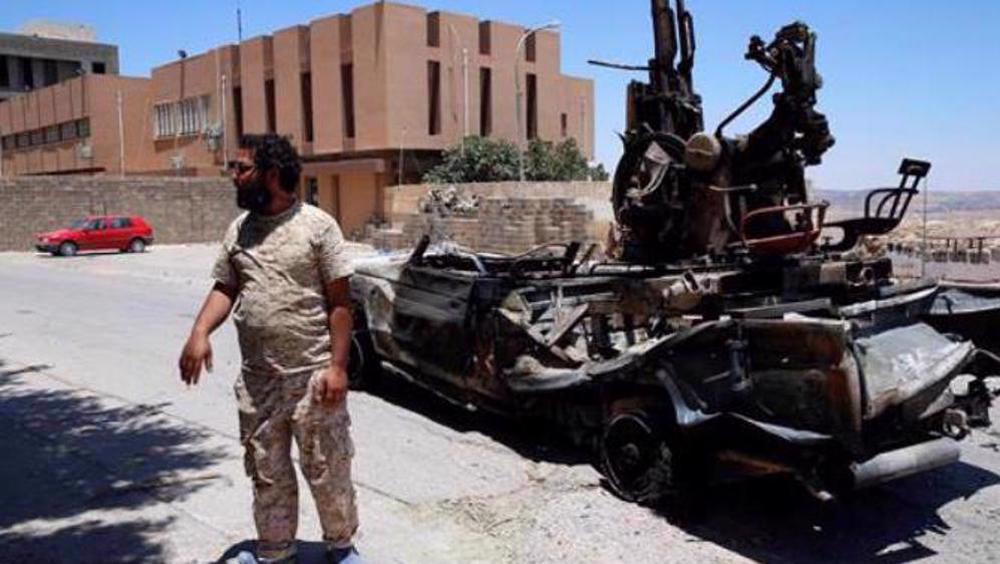 UNSC calls for withdrawal of mercenaries from Libya