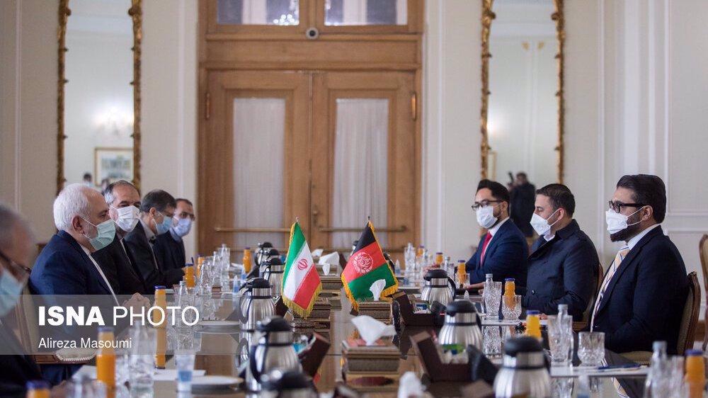 Un pacte militaire Iran-Afghanistan?
