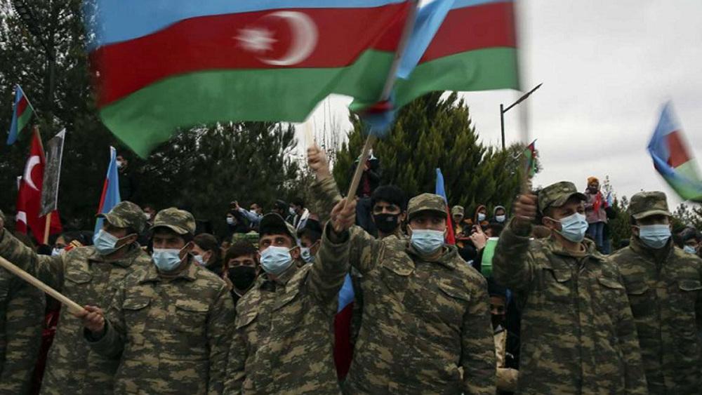 Baku says nearly 2,800 Azerbaijani soldiers killed in Karabakh war