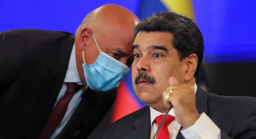 Venezuela's Maduro says alerted to assassination attempt by neighboring Colombia on election day