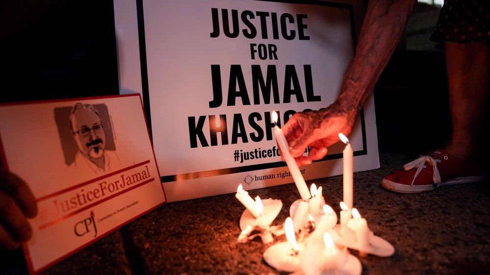 New details on how Saudi hit men tried to hide traces of Khashoggi murder