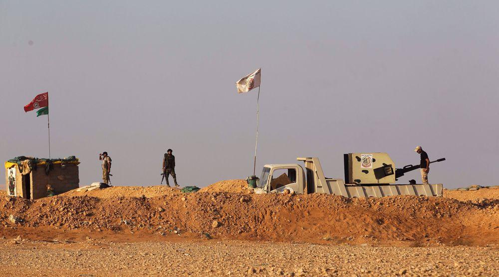 US aircraft transfer Daesh terrorists from Syria to Iraq: Badr