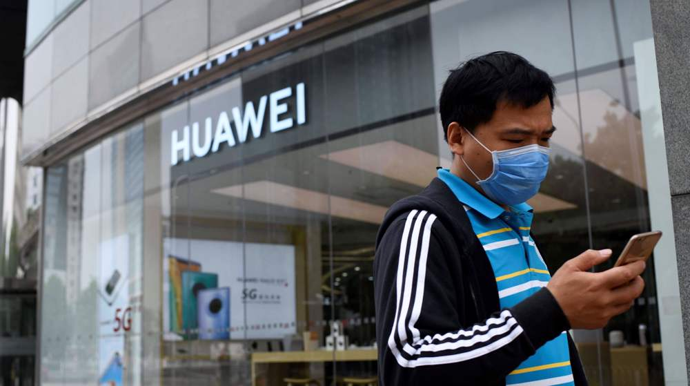 China warns US of retaliation over 'suppression' of Huawei