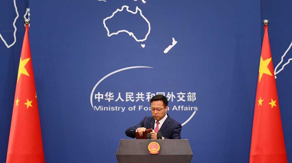 China strongly refutes Trump accusation of coronavirus 'mass killing'