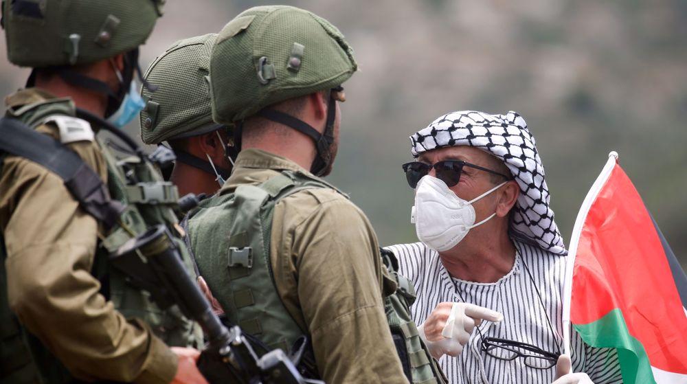 'Palestinian resistance against Israel amounts to self-defense'
