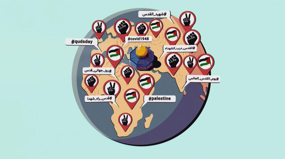 Intl. Quds Day rallies held online amid COVID-19 pandemic