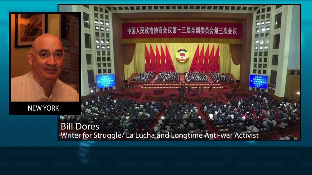 'China's law for Hong Kong 'not the business of Pompeo or  US'