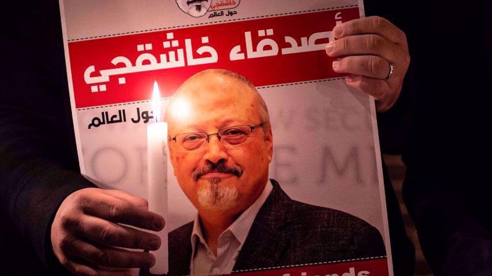 Khashoggi's fiancee rejects family pardon offer to killers