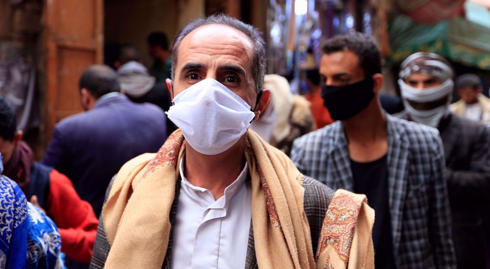 'UN aid program in Yemen teetering on edge of breaking point'