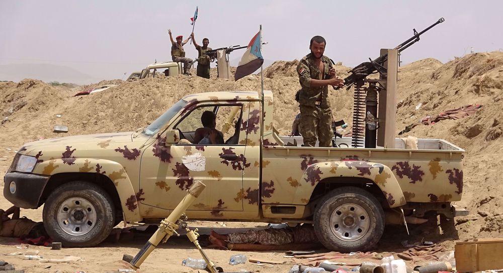 UAE-backed militants seize 64bn Yemeni riyals in major heist