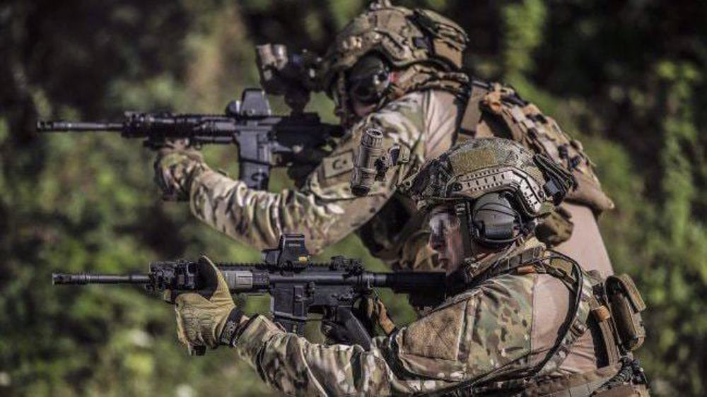 Turkey deploys special forces to Iraq 'against Kurdish militants'