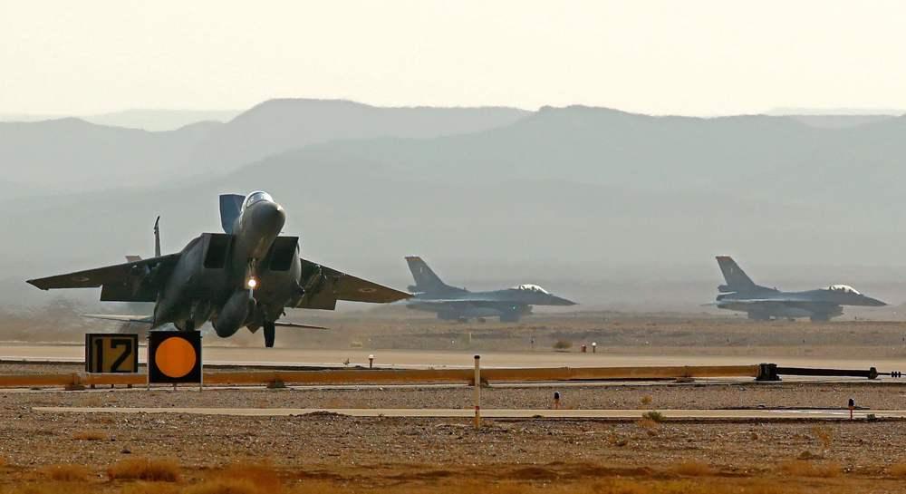 Israeli warplanes violate Lebanese airspace, defying UNSC complaint