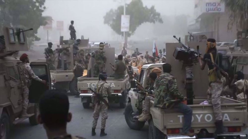 'UAE-backed militants stage 'coup' in Yemen's Socotra'
