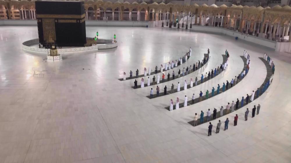 Saudi Arabia to allow only 1,000 Hajj pilgrims this year