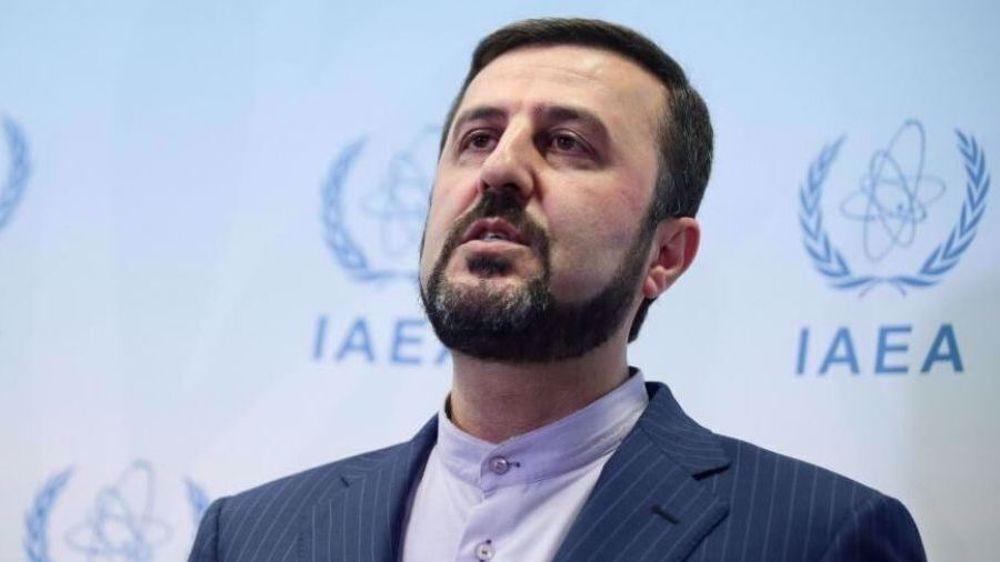 Iran envoy: US, France nuclear tests 'destructive' violation of nonproliferation treaties