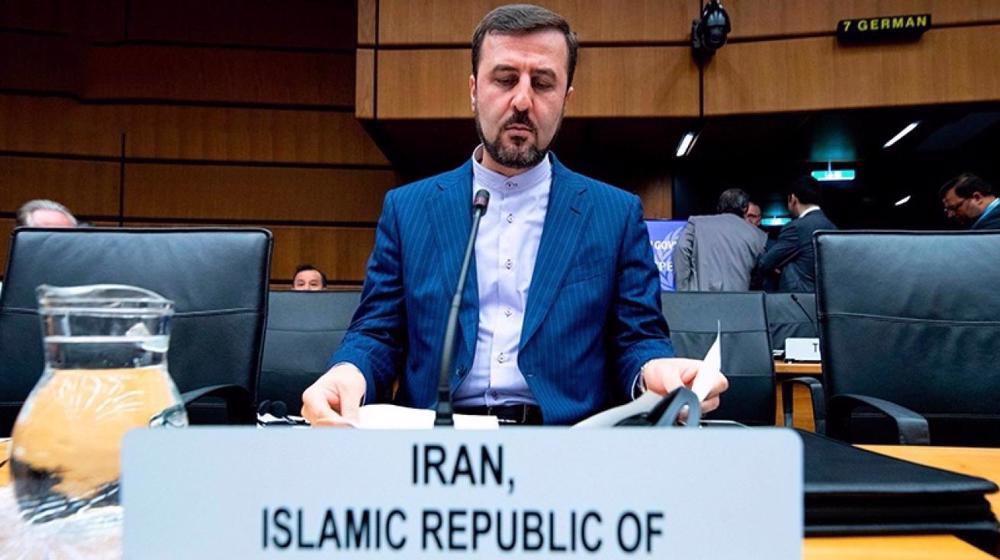 Iran seized 'world's largest amount of narcotics' despite US sanctions: Envoy