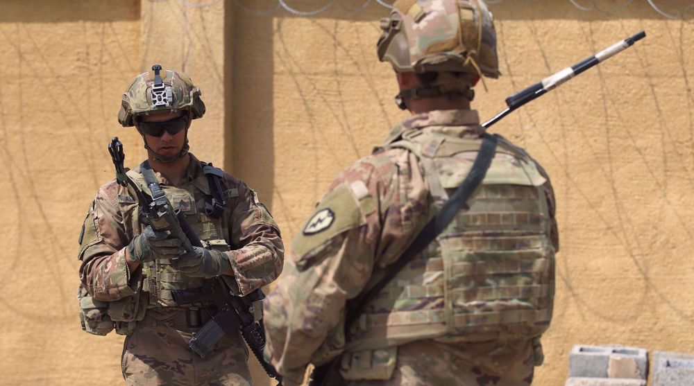 'Negotiation futile unless withdrawal of US troops from Iraq realized'