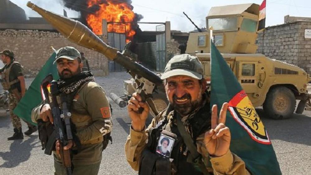 Iraqi PMU hits major command center of Daesh