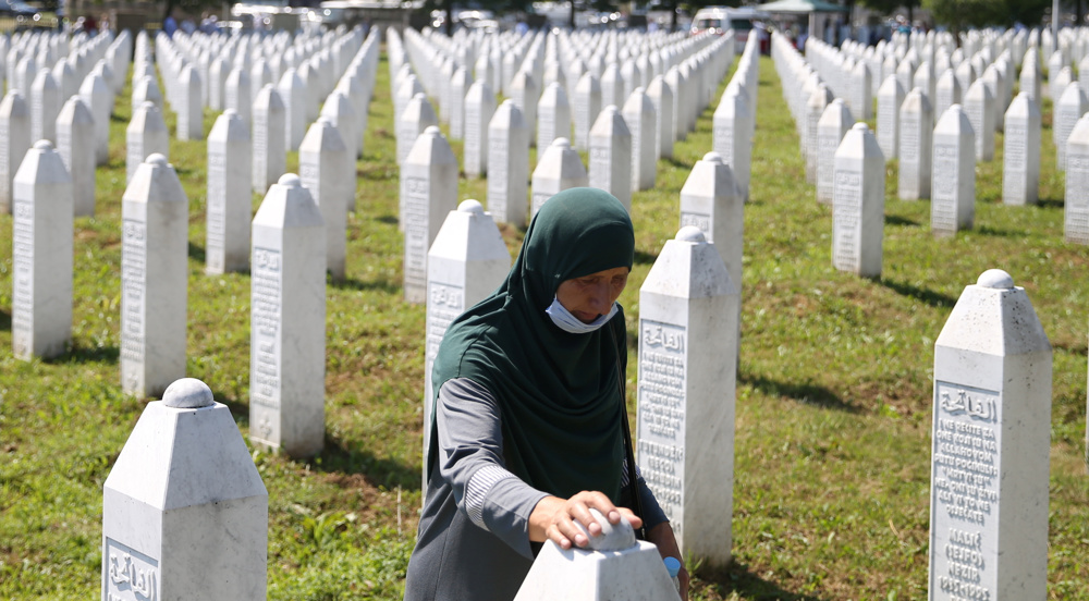 Srebrenica genocide 25 years on: Iran slams Europe's failure to uphold duties