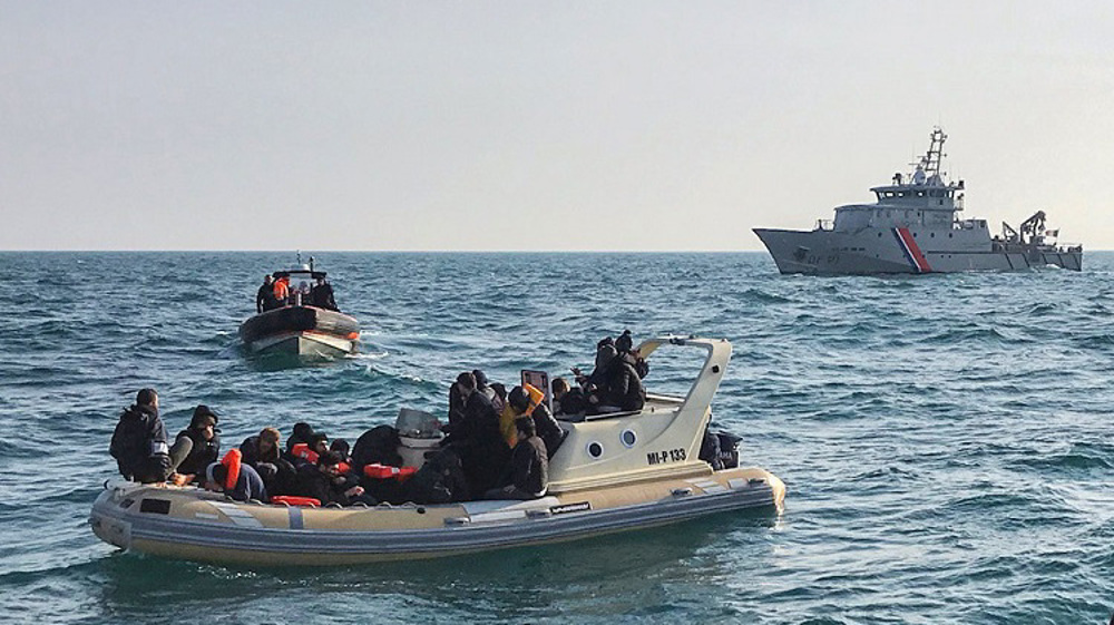 Patel in France to tackle migrant crossings across the English Channel