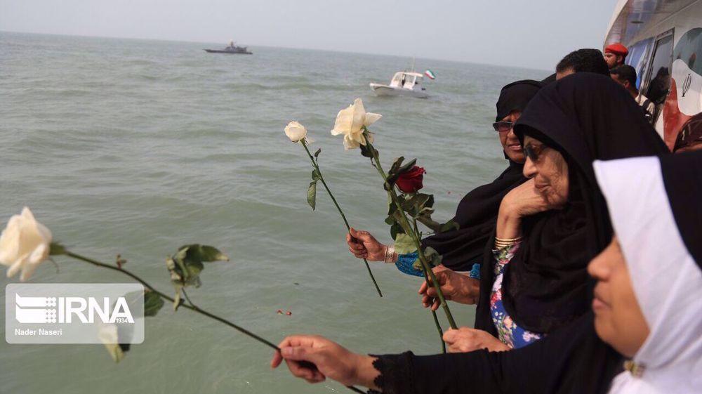 'Crime of century': Iran marks 1988 US downing of civilian plane