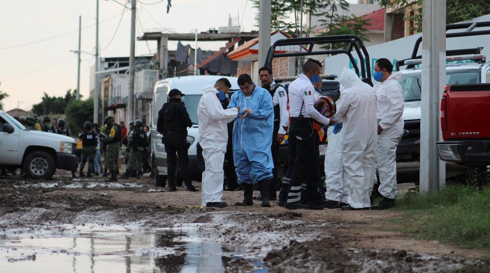 Gunmen attack drug rehab center in Mexico, kill 24