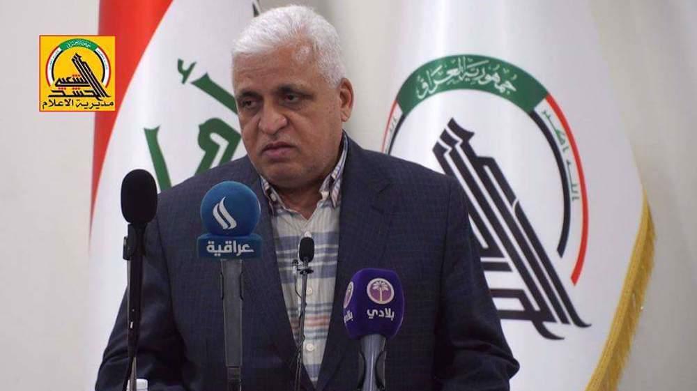 Iraq's anti-terror fighters will never surrender to US: PMU chief