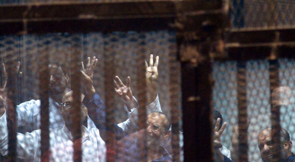 Top Muslim Brotherhood leader dies in Egyptian prison