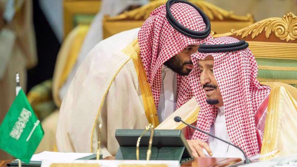 Saudi king sacks senior military officials in new 'graft' cases