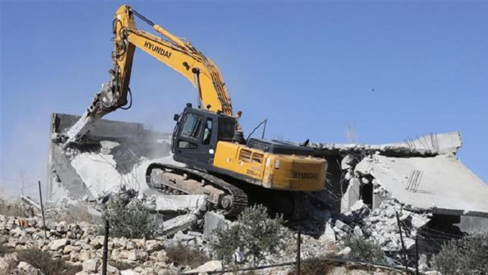 UN registers sharp spike in Israeli demolitions of Palestinian houses