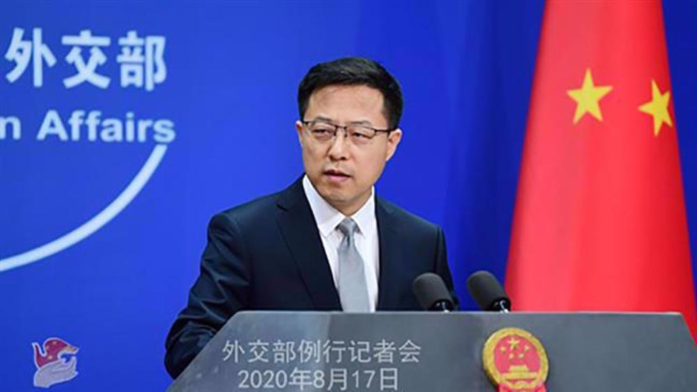 China rejects Microsoft claim of attempted meddling in US election